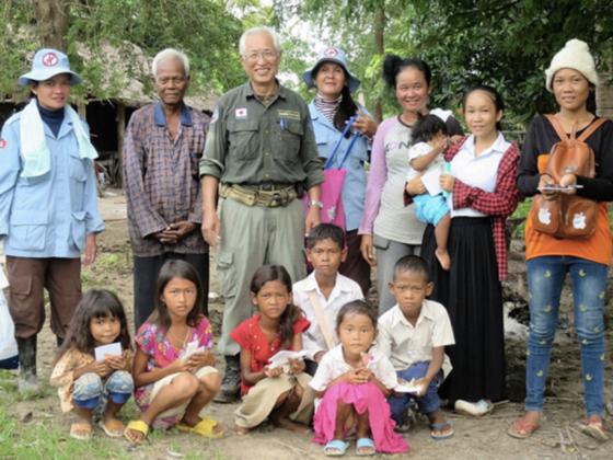地雷処理にとどまらない。自立可能なカンボジアの地域づくりへ。