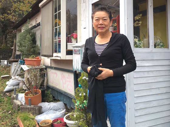 蔵王連峰の麓のカフェで訪れる人を宮城県の自然食でもてなしたい