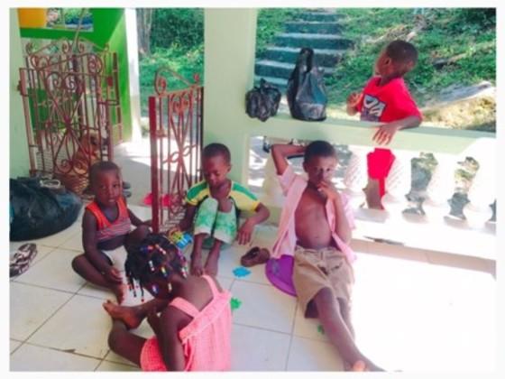 ジャマイカの子どもたちに夢を。大人と寄り添う居場所を造りたい