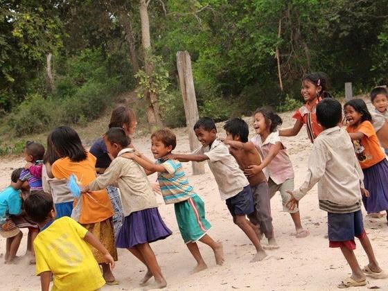 子ども達に笑顔を!カンボジアで運動会を開きたい!