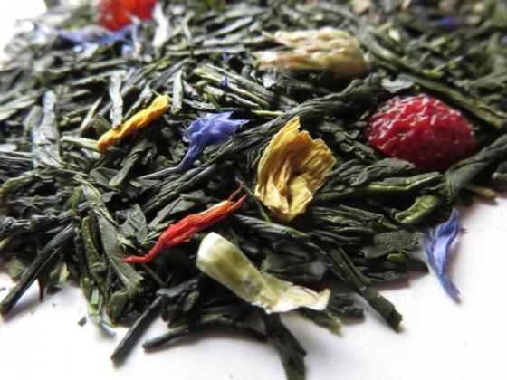 日本一浴衣が似合う街、城崎温泉限定のフレーバー茶を開発したい