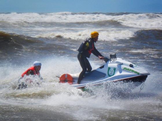 海の事故防止及び救助に必要な老朽化した機材を新しいのにしたい