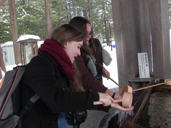 ルーマニアから札幌へ!4人の学生を招待するBTSプロジェクト!