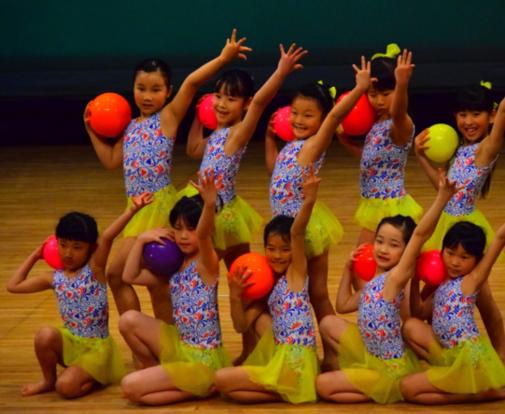 新体操教室のマットを購入して子ども達の練習環境を整えたい!
