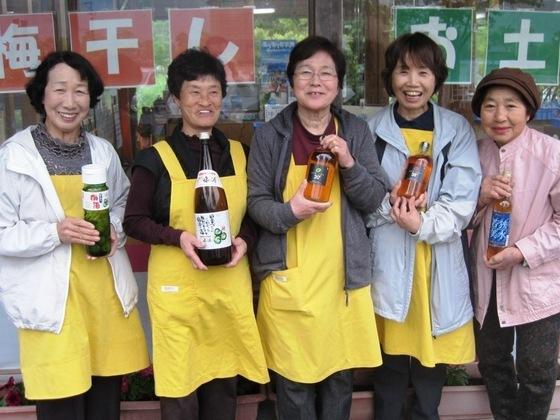 日本海側一の梅の産地、『若狭の梅酒』を全国に広げたい!