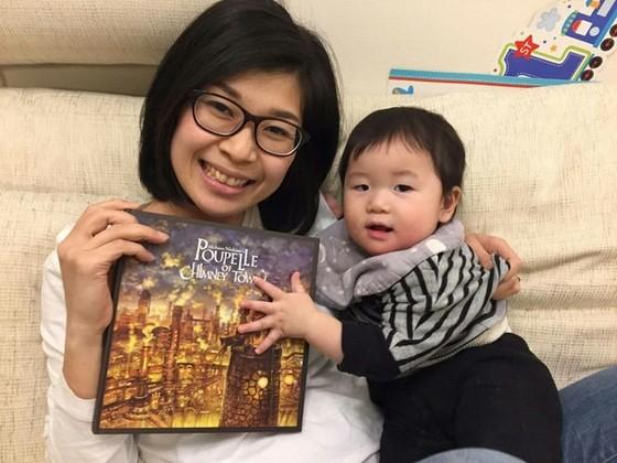 全国のママと「えんとつ町のプペル」オンライン朗読劇を製作!