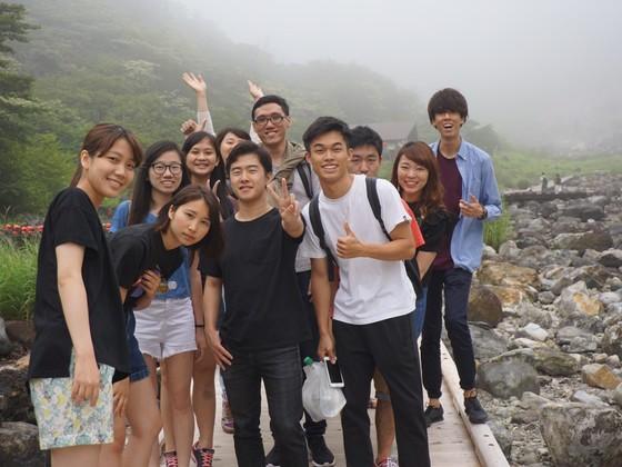 アジアの未来を変えるリーダーを!アジア各国の学生を日本に!