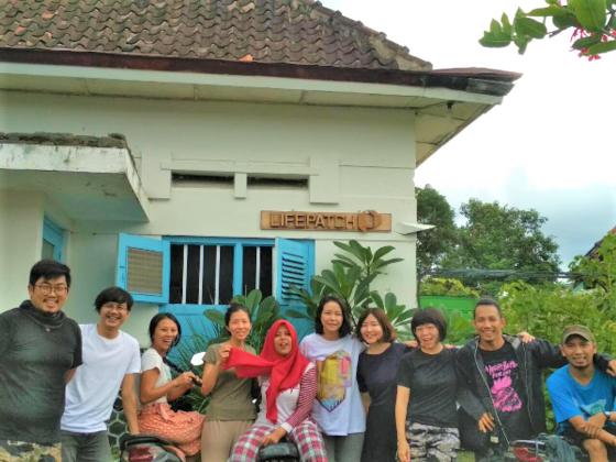 日本人アーティストにインドネシアで滞在制作するチャンスを!