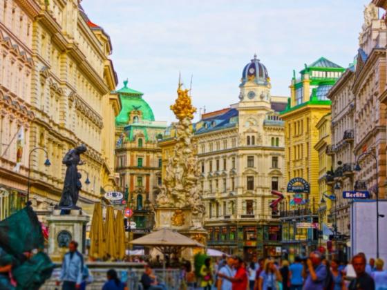 文化遺産ウィーンのカフェ100店舗をめぐるプロジェクト!!