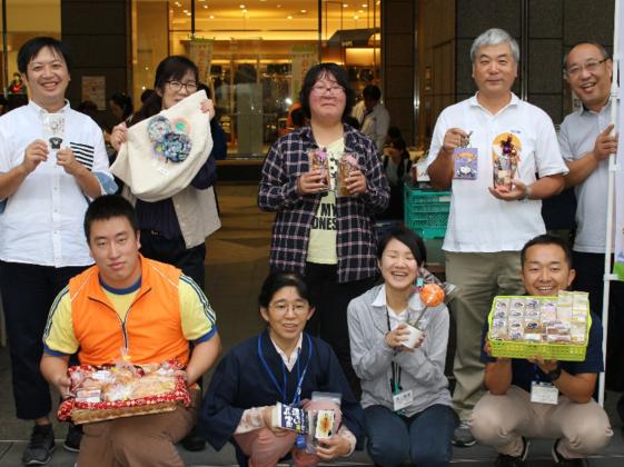 【熊本復興】熊本の障害者支援に繋げる施設商品カタログの作成!