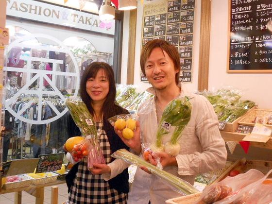 旬の野菜のおいしさを伝える「若手八百屋」さんを応援したい!