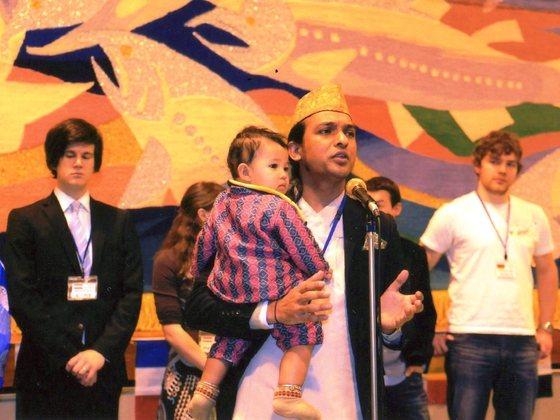 日本とネパールとの友好の証としてネパールに友好センター設立!