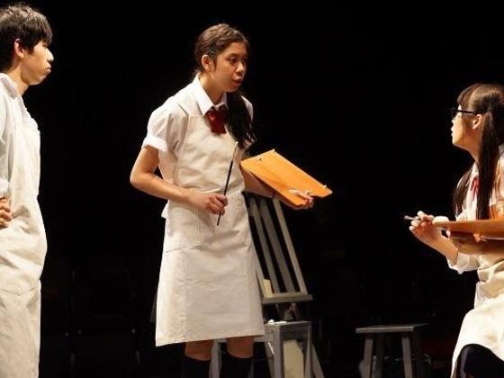 原爆の記憶を絵で表現し、継承に挑んだ高校生の物語を仙台で。