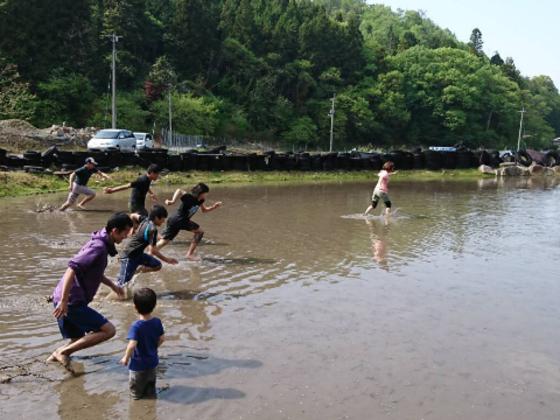 里山を作り「食」を学ぶ。子どもたちに食育の場を広島県に!