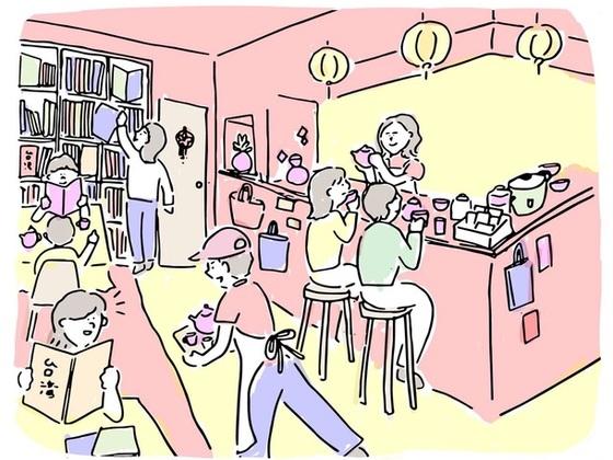 """*台湾よりも台湾を感じる""""台湾茶専門店""""GWに渋谷にオープン*"""