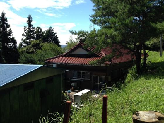 広田町に古民家カフェを開業!町のみんなの憩いの場を作りたい。