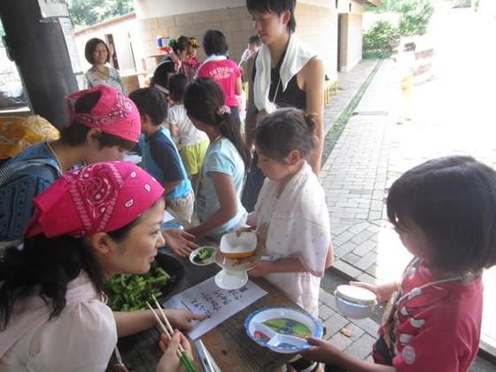 東日本大震災で被災したアレルギーの子ども達をサマーキャンプに招待したい!