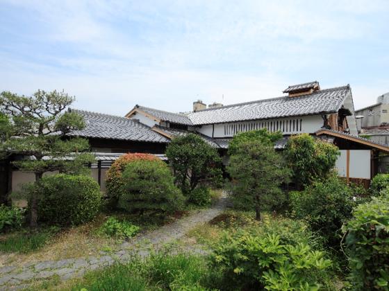 築270年の京都東九条の農家住宅「長谷川家住宅」を存続させたい