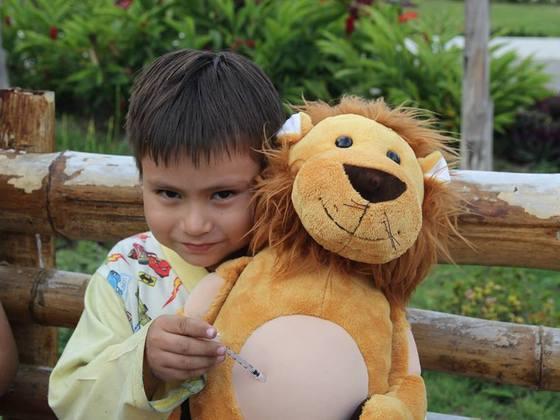 糖尿病治療や合併症予防を学ぶサマーキャンプ開催inエクアドル