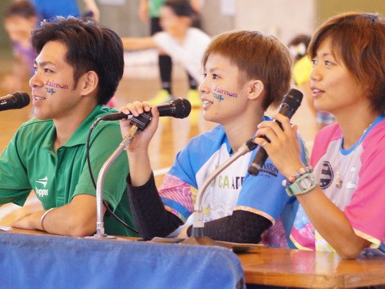 沖縄の子育て世代の女性を全力応援!ダイモンカップ2014開催