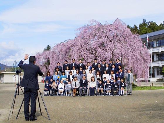廃校の危機を乗り越えた、城山西小学校と孝子桜の奇跡を映画に!
