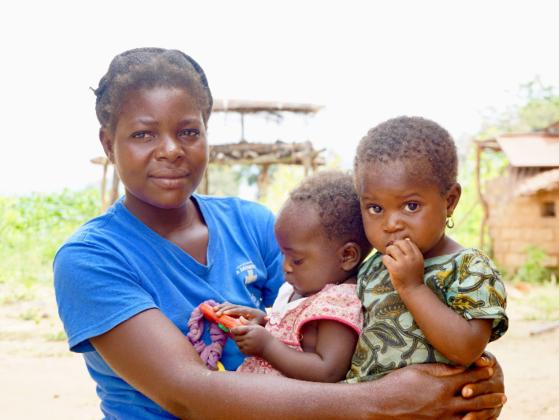 村人が医療を支え合う。9,500人を救う診療所をザンビアに