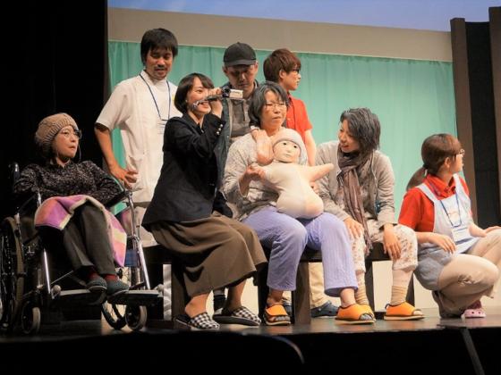 演劇集団「ラビット番長」主催の福祉フェス第2弾を開催したい!