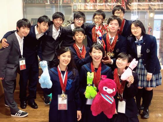 高校3年九州からWSC世界大会でトップレベルに挑戦したい!