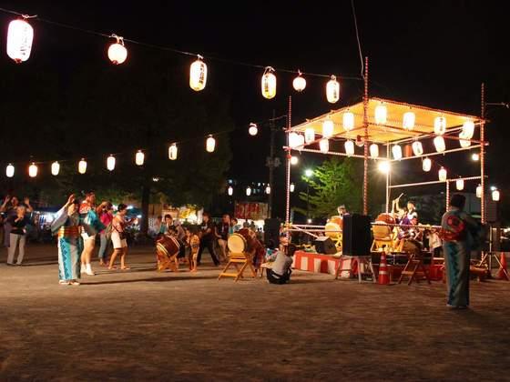 千葉県船橋市金杉台で、伝統的な地域の夏祭りを継続させたい。