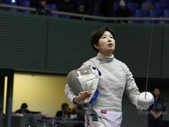 櫛橋茉由の挑戦!フェンシング日本選手権ベスト4を目指して。