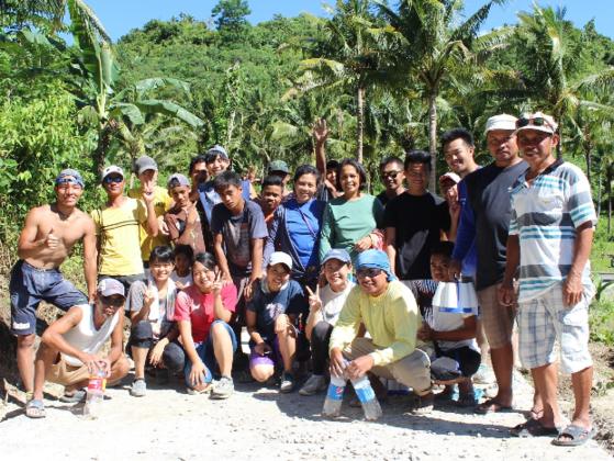 フィリピン、レイテ島にヘルスケアセンターを