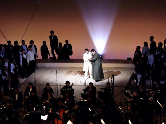 「やまと」で新年を彩るオペラとの出会い!オーケストラと共に!