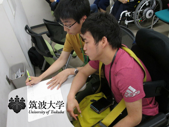 障害のあるなしに関わらず、共に学び合えるキャンパスへ。