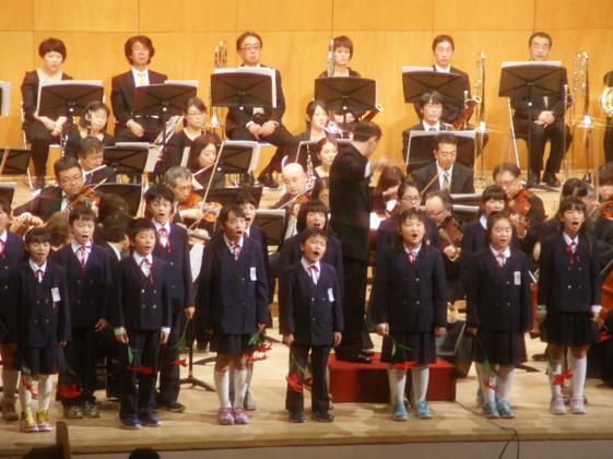 震災から始まった物語…第5回子どもに贈る音楽会のその先へ♪