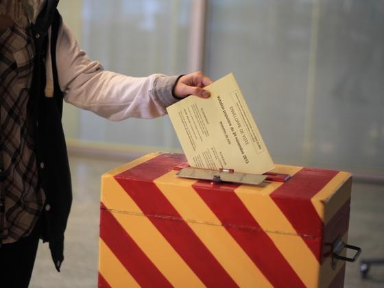 スコットランドの歴史的な住民投票を取材したい!