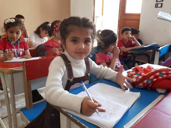 平和と未来をあなたと創る!シリアで夢を叶える学校を支えたい