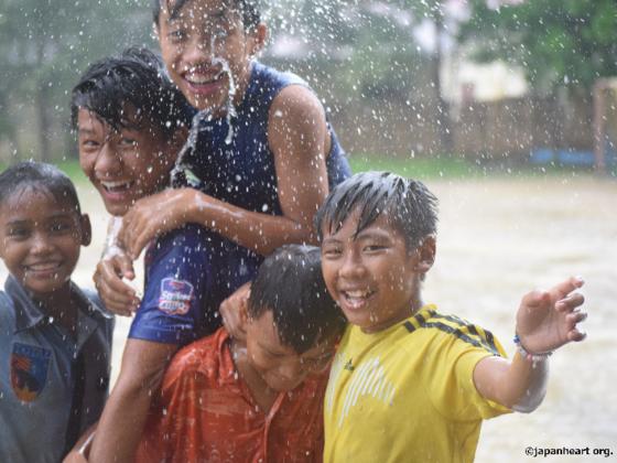 ミャンマーと日本の子どもたちの夢を広げるキャンプを開催したい