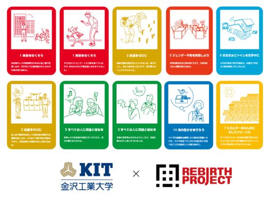 社会をよくするアイデア創出カードゲームでSDGsを促進したい