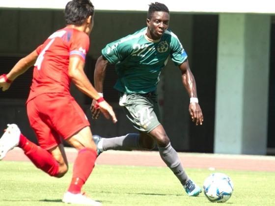 ガーナ人をJリーグへ!サッカーで切り拓く、西アフリカの可能性