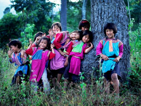 独自の伝統文化を絶やさぬよう、タイの山岳民族に学びの場を。