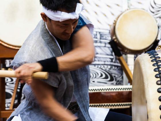 和太鼓をもっと身近に!来春4/13に、Team「大船」が東京に進出!