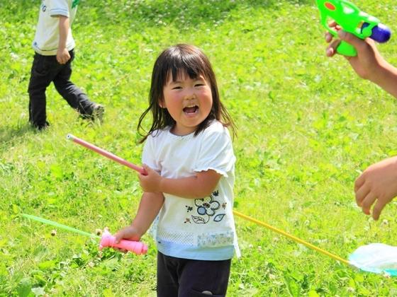 自然と遊ぼう!福島っ子保養ピクニック