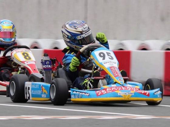 日本のFUJIをブラジルへ!小学生ドライバー世界一への挑戦!