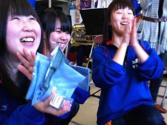 楽器を失った東北の子供達への笑顔を!楽器と音楽を届けたい!