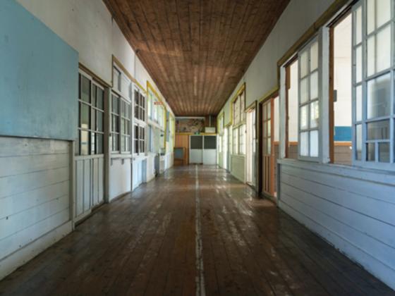 130年の歴史、いわきの旧校を体験型工場【杉の図工室】に!!