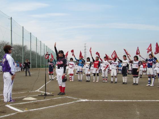 震災復興 被災各県の子供たちに夢・感動のソフトボール大会開催
