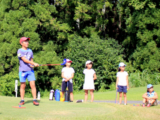 プロを目指すだけじゃない!ゴルフを通じた子供の育成プログラム