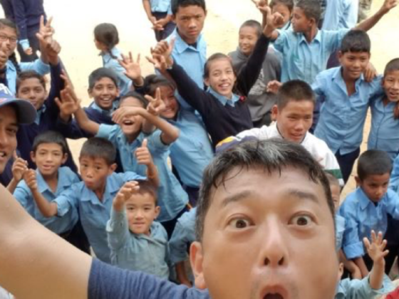 ネパールの山奥ろう学校をみんなで支えて笑顔を作ろう!
