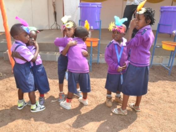 経済的に貧しいルワンダの子どもたちに初等教育を!