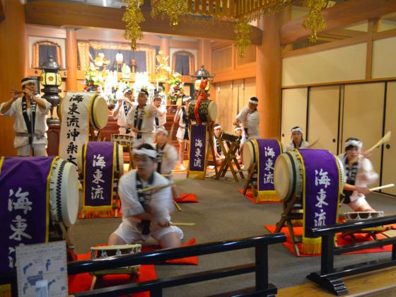 愛知県尾張で、伝統芸能「神楽屋形太鼓」を後世にのこしたい。